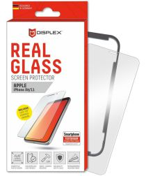 Displex 2D Real Glass + Frame Apple iPhone 11 Screen Protector