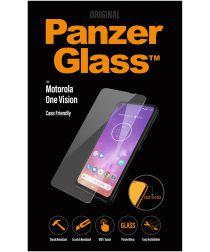PanzerGlass Motorola One Vision Case Friendly Screenprotector