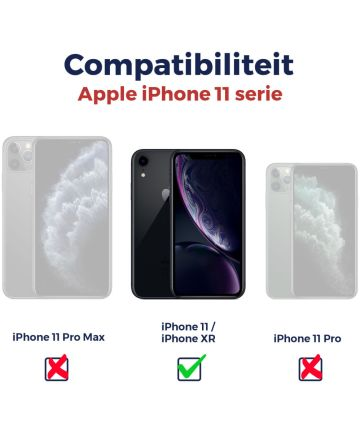 Rosso Apple iPhone 11 9H Tempered Glass Screen Protector Screen Protectors