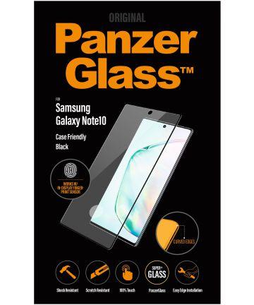 PanzerGlass Samsung Galaxy Note 10 Case Friendly Screenprotector