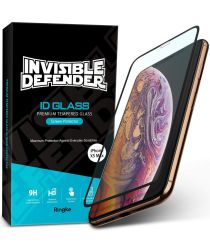 Ringke ID Apple iPhone XS Max 3D Volledig Dekkende Tempered Glass