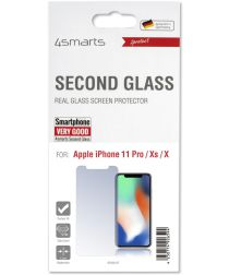 4Smarts Second Glass Apple iPhone 11 Pro / XS / X Tempered Glass