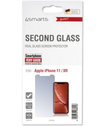 4Smarts Second Glass Apple iPhone 11 / XR Tempered Glass