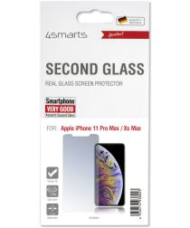 4Smarts Second Glass Apple iPhone 11 Pro Max / XS Max Tempered Glass