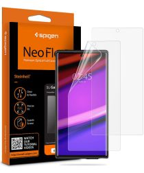 Spigen Curved Crystal Galaxy Note 10 Plus HD Screen Protector (2 Pack)