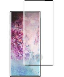 Galaxy Note 10 Plus Volledig Dekkende Tempered Glass Screen Protector