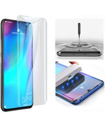 Huawei P30 Pro Tempered Glass Screenprotector [UV lichtbestraling]