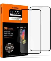 Spigen GLAS.tR Slim Apple iPhone 11 / XR Tempered Glass (2 Pack)