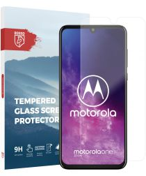 Motorola One Zoom Tempered Glass