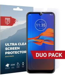 Alle Motorola Moto E6 Plus Screen Protectors
