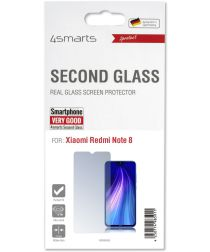 4smarts Second Glass Xiaomi Redmi Note 8
