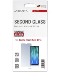 4smarts Second Glass Xiaomi Redmi Note 8 Pro