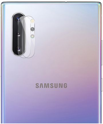 Samsung Galaxy Note 10 (Plus) Camera Arc Edge Tempered Glass Duo Pack