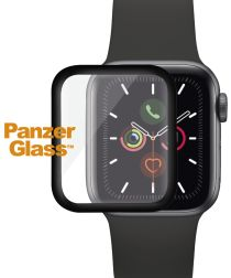 PanzerGlass Apple Watch 44MM Screenprotector Tempered Glass Zwart
