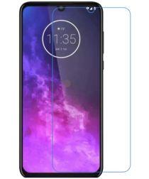 Motorola One Zoom Ultra Clear Display Folie Screenprotector