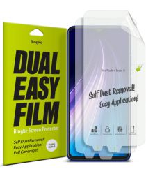 Ringke Dual Easy Xiaomi Note 8 Pro Screen Protector (2-Pack)