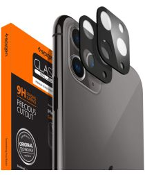 Spigen iPhone 11 Pro (Max) Camera Lens Tempered Glass 2-Pack Zwart