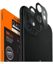 Spigen iPhone 11 Camera Lens Tempered Glass 2-Pack Zwart