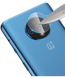 OnePlus 7T Camera Lens Tempered Glass Screen Protector