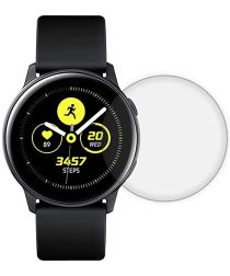 Samsung Galaxy Watch Active Screenprotector Tempered Glass Clear