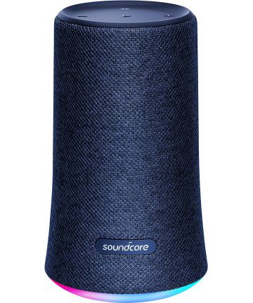 Anker Soundcore Flare Bluetooth Speaker Blauw