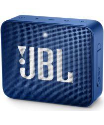 JBL GO 2 Bluetooth Speaker Blauw