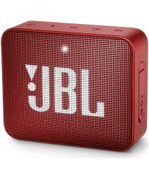 JBL GO 2 Bluetooth Speaker Rood