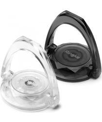 Ringke Prism Ring Set Zwart + Transparant