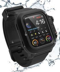Catalyst Full Protect en Waterdicht Apple Watch 44MM Hoesje Zwart