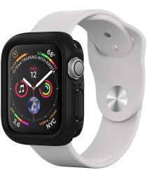 RhinoShield CrashGuard NX Apple Watch 44MM Hoesje Bumper Zwart