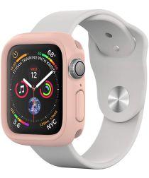 RhinoShield CrashGuard NX Apple Watch Hoesje 4/5 40MM, 3/2 38MM Roze