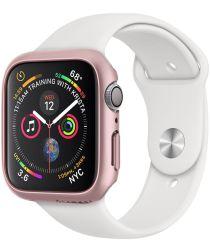 Spigen Thin Fit Apple Watch 40MM Hoesje Hard Plastic Bumper Roze Goud