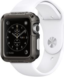 Spigen Tough Armor Apple Watch Hoesje 3/2/1 42MM Grijs