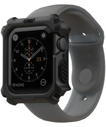 Urban Armor Gear Apple Watch Hoesje 4/5 44MM, 3/2/1 42MM Zwart