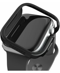 X-Doria Defense Edge Apple Watch Hoesje 4/5 40MM, 3/2/1 38MM Zwart