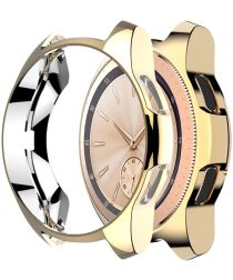 Samsung Galaxy Watch Hoesje Full Protect TPU 42MM Goud