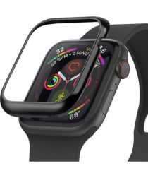 Ringke Apple Watch 4/5 40mm Zwart RVS Randbeschermer