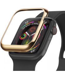 Ringke Apple Watch 4/5 40mm Goud RVS Randbeschermer