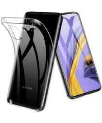 Samsung Galaxy A51 Hoesje Dun TPU Transparant
