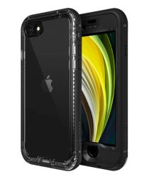 Lifeproof Nuud Apple iPhone SE 2020 Waterdicht Hoesje Zwart