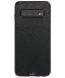 MOUS Limitless 2.0 Samsung Galaxy S10 Hoesje Black Leather