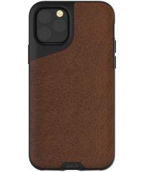 MOUS Contour Apple iPhone 11 Pro Hoesje Brown Leather