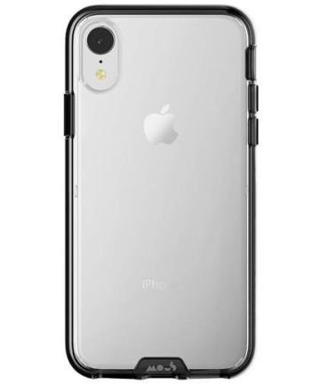 MOUS Clarity Apple iPhone XR Hoesje Transparant