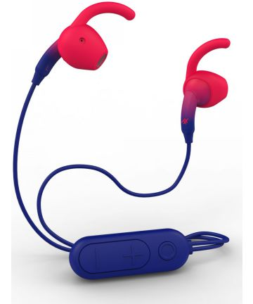 iFrogz Earbud Sound Hub Sync In-Ear Bluetooth Headset Rood/Blauw