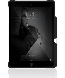 STM Dux Duo Apple iPad (2019) Back Cover Zwart