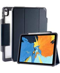 STM Dux Apple iPad Pro 12.9 Flip Hoes Blauw