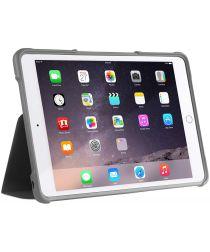 STM Dux Apple iPad Air 2 Flip Hoes Zwart