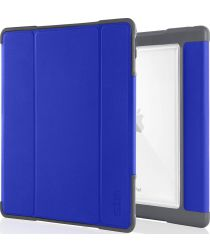 STM Dux Plus Apple iPad Pro 9.7 Flip Hoes Blauw