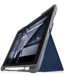 STM Dux Plus Duo Apple iPad Pro 10.5 (2017) Book Case Blauw