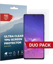Alle Samsung Galaxy S10 Lite Screen Protectors